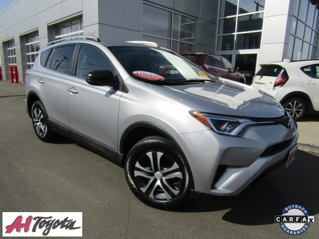 Certified Pre-Owned 2016 Toyota RAV4 BSE