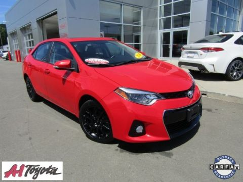 Certified Pre-Owned 2016 Toyota Corolla SE
